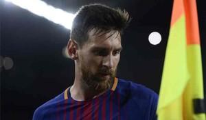 Leo Messi, la estrella del FC Barcelona