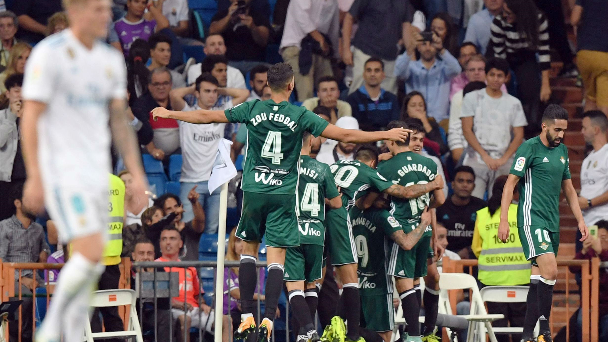 LALIGA | Real Madrid-Betis (0-1)