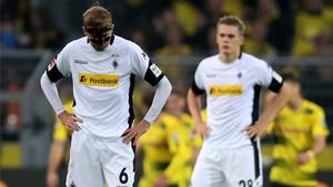 El Gladbach sufrió un severo revés ante el Dortmund