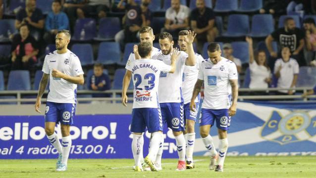 LALIGA 123   Tenerife-Nàstic (2-0)