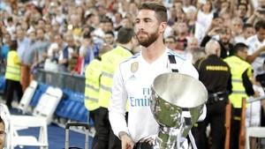 El Real Madrid es el rey de la Liga, con 33 títulos