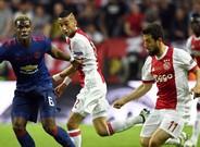 El alemán Amin Younes es una de las estrellas del Ajax