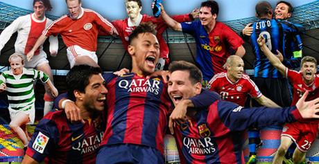 El Barça de Messi entra de lleno en la historia con el segundo triplete