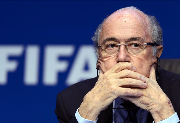 """Blatter: """"El comité de ética de la FIFA es como una inquisición"""""""
