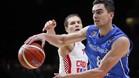 El blaugrana Tomas Satoransky está jugando un gran Eurobasket