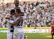 El Borussia Moenchengladbach, rival del Bar�a en la Champions, sufri� para ganar