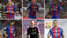 El 1 x 1 de los fichajes del FC Barcelona 2016 - 2017