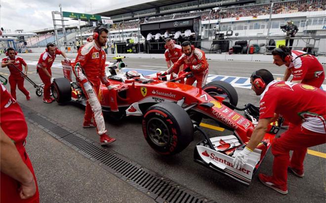 Hockenheim es el centro de la F1 este fin de semana
