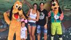 James Rodr�guez y su familia, en Estados Unidos