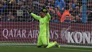 Keylor Navas no jugará contra el Espanyol. Zidane lo ha dejado fuera de la convocatoria para que descanse...