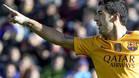Luis Su�rez marc� otro gol en la Liga