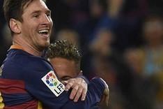 Messi, a dos goles de los 300 en Liga. Crack total