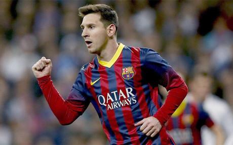 Messi podr�a superar los 251 goles de Zarra si hace doblete en el Bernab�u