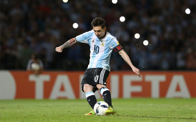 Messi ser� una de las estrellas de la Copa Am�rica