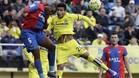 Nahuel ha destacado en la buena temporada del Villarreal