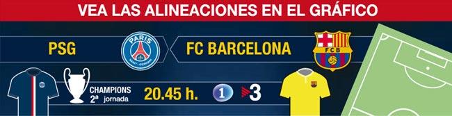 Neymar y Messi, a liarla en Par�s