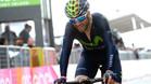 Valverde quiere subir al podio en el Giro de Italia
