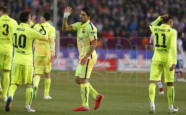 صور : مباراة أتليتيكو مدريد - برشلونة 2-3 ( 28-01-2015 )  1422483221051