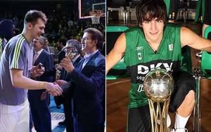 Doncic, el campeón más joven de la Copa