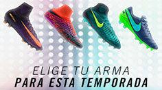 Elige tu arma Nike