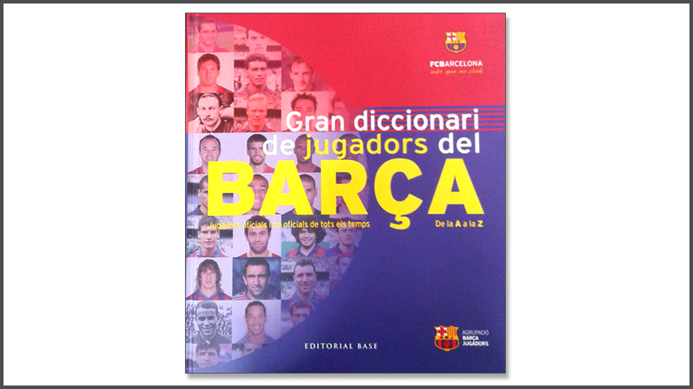 Gran Diccionari de Jugadors del FC Barcelona (ES)
