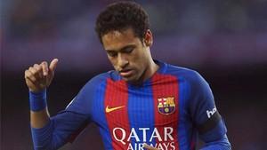 Neymar, el rey del dribling, lleva los mismos goles que en su primera Liga con el Barça