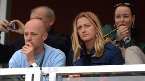 Petra Kvitova decidirá en el último momento si juega en París