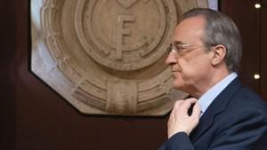 Hoy arranca el quinto mandato de Florentino Pérez