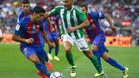 Barça-Betis para empezar la Liga