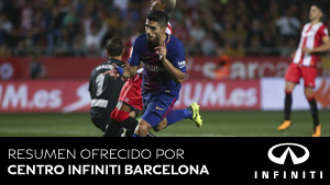 Vea los goles del Girona - FC Barcelona (ES)
