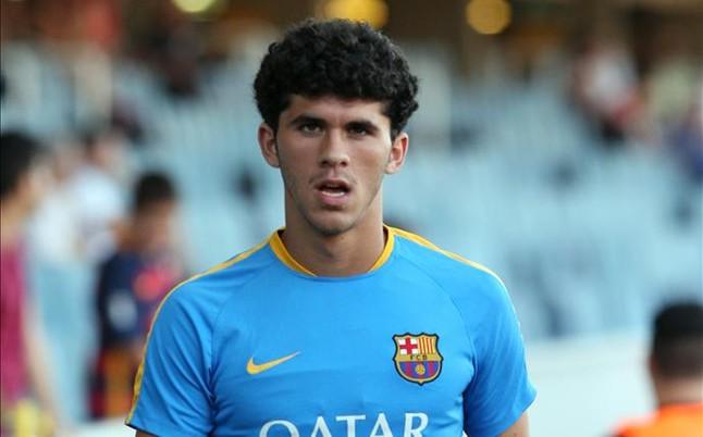 Carles Ale��, el ni�o que quer�a ser Rivaldo