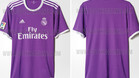 Estas son las camisetas del Real Madrid 2016/2017