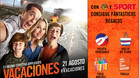 Estos son los packsde productos de la película 'Vacaciones', a partir del 21 de agosto en cines