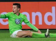 Draxler está llamado a abandonar el Wolfsburgo en los próximos días