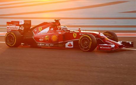 Fernando Alonso marca el tope de su Ferrari en la sexta posici�n
