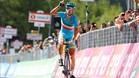 Un Nibali renacido reclama el trono del Giro