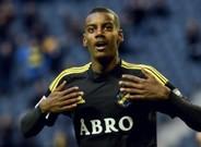 La habilidad y poder�o f�sico del sueco Isak despiertan la atenci�n