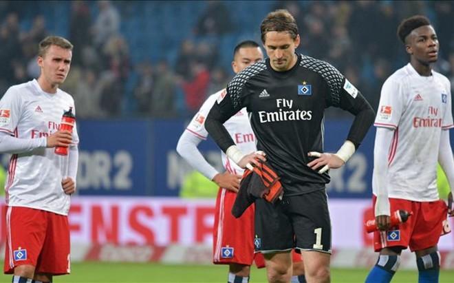 El Hamburgo solo ha sumado dos puntos en ocho partidos