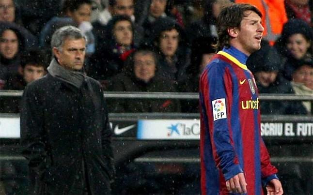 Messi mourinho es un buen t cnico que hace su trabajo for Haces falta trabajo barcelona