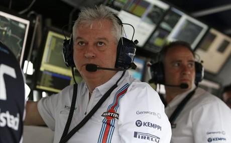 Pat Symonds conf�a en Massa y Bottas para sacar buenos resultados en el Mundial de 2016