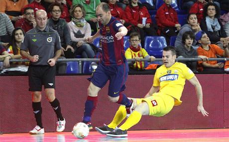 El FC Barcelona asegura la segunda plaza en la Liga