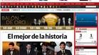 La prensa se hace eco del éxito de Leo Messi