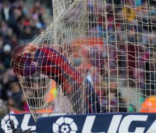 صور : مباراة برشلونة - ملقا  0-1 ( 21-02-2015 )  1424541167161