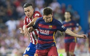 Leo Messi ya fue decisivo en el Calderón