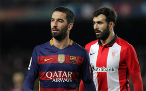 Athletic y FC Barcelona se enfrentarán por quinta vez esta tempoada