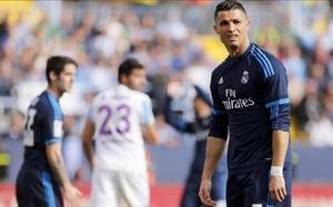 El Madrid de Cristiano lleva camino de otro fracaso