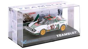 Réplica Lancia Stratos