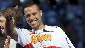 Luis Fabiano jugará en el Vasco da Gama