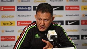 La derrota sufrida por México ante Jamaica generó gran frustración