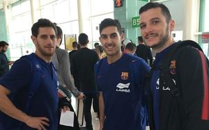El Barça quiere seguir su racha triunfal de victorias